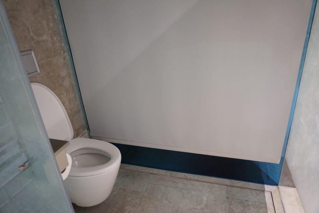 ユー二マンチェンマイのトイレ